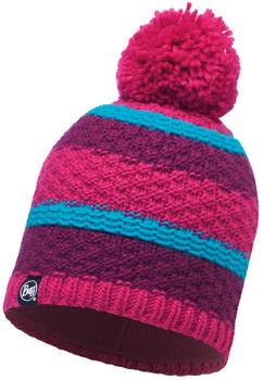 Buff Knitted & Polar Hat Fizz honeysuckle