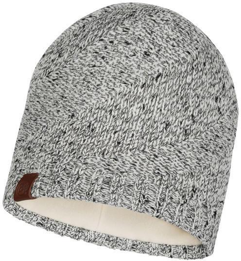 Buff Knitted & Band Polar Fleece Hat Arne cru