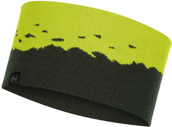 Buff Knitted Headband Tove Citric (117863-119-10-00)