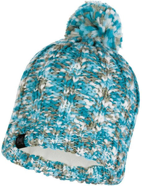 Buff Knitted Polar Hat Livy aqua