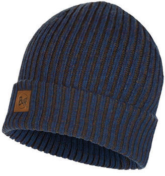 Buff Knitted Hat Lars Night blue