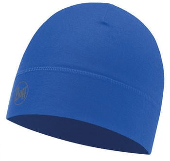 Buff Microfiber 1 Layer Hat Solid Cape blue