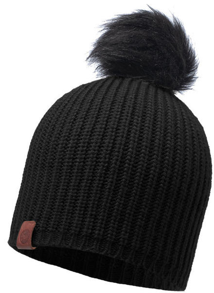 Buff Knitted Hat Adalwolf black