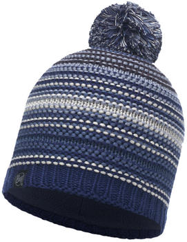 Buff Knitted & Polar Hat Neper blue Ink