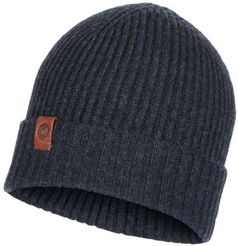 Buff Knitted Hat Biorn dark denim