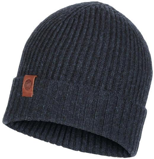 Buff Knitted Hat Biorn dark denim