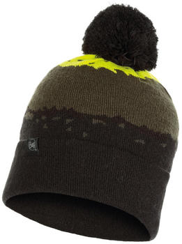 Buff Knitted Hat Tove citric