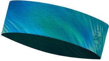 Buff Slim Headband Shining Turquoise (117085-789-10-00)