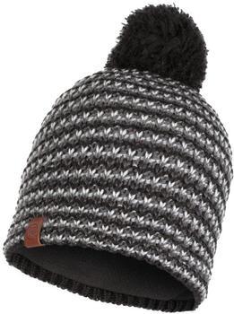 Buff Knitted & Band Polar Fleece Hat Dana graphite