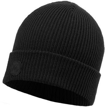 Buff Knitted Hat Edsel black