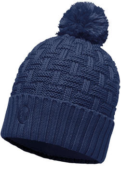 Buff Knitted & Polar Hat Airon dark denim