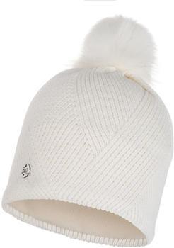 Buff Knitted & Band Polar Fleece Hat Disa fog
