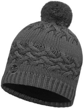 Buff Knitted & Polar Hat Savva grey castlerock