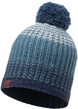 Buff Knitted & Polar Hat Borae mazarine blue