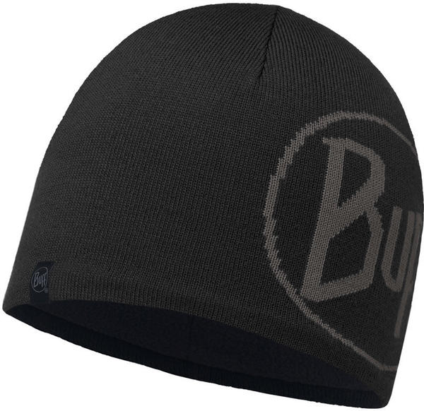 Buff Knitted & Polar Hat Lech black