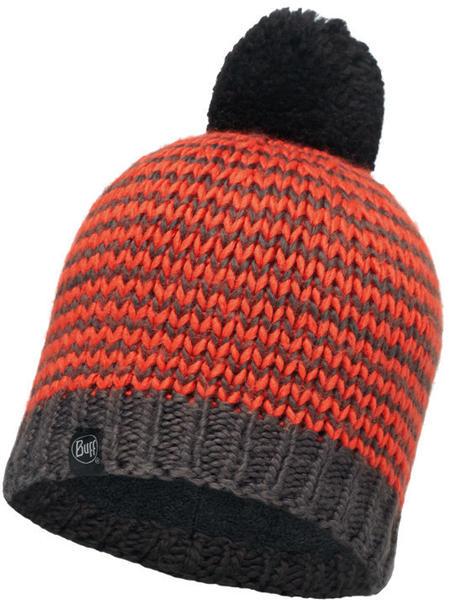 Buff Knitted & Polar Hat Dorn flame