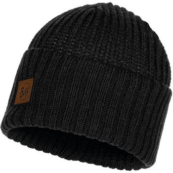 Buff Knitted Hat Rutger graphite