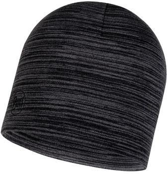 Buff Midweight Merino Wool Hat Castlerock multi stripes