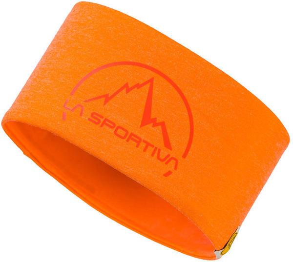 La Sportiva Artis Headband pumpkin