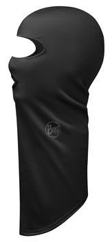 Buff Lightweight Merino Wool Balaclava solid black