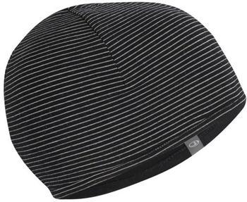 Icebreaker Adult Pocket Hat black/snow/black
