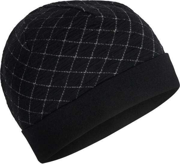 Icebreaker Adult Affinity Thermo Beanie black