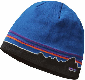 Patagonia Beanie Hat Classic fitz roy/andes blue