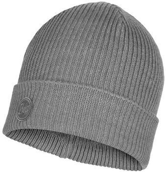 Buff Knitted Hat Edsel melange grey