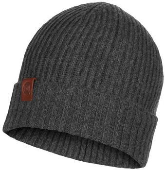 Buff Knitted Hat Biorn grey