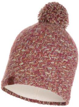 Buff Buff Knitted & Band Polar Fleece Hat Agna multi