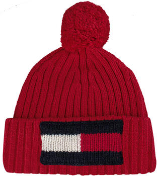 Tommy Hilfiger Big Flag Beanie tommy red (AM0AM03992)