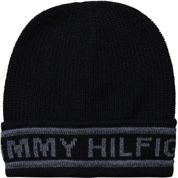 Tommy Hilfiger Selvedge Knit Beanie black (AM0AM03986)