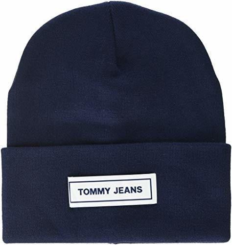 Tommy Hilfiger Tju Tape Beanie black iris (AU0AU00301)