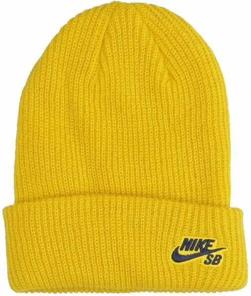 Nike SB Fisherman yellow ochre/obsidian (628684)