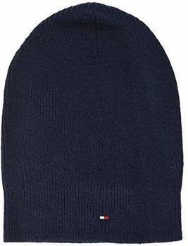Tommy Hilfiger Soft Knit New Odine Beanie tommy navy (AW0AW05949)