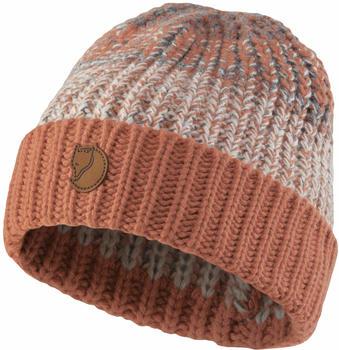 fjaellraeven-chunky-hat-f78122-terracotta-pink