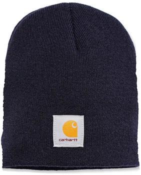 Carhartt Knit Hat (A205) navy