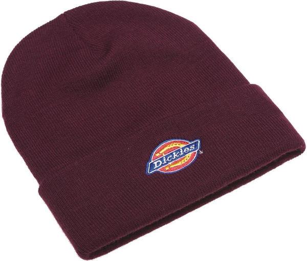 Dickies Colfax Beanie Hat maroon