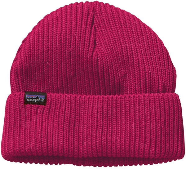 Patagonia Fisherman's Rolled Beanie craft pink