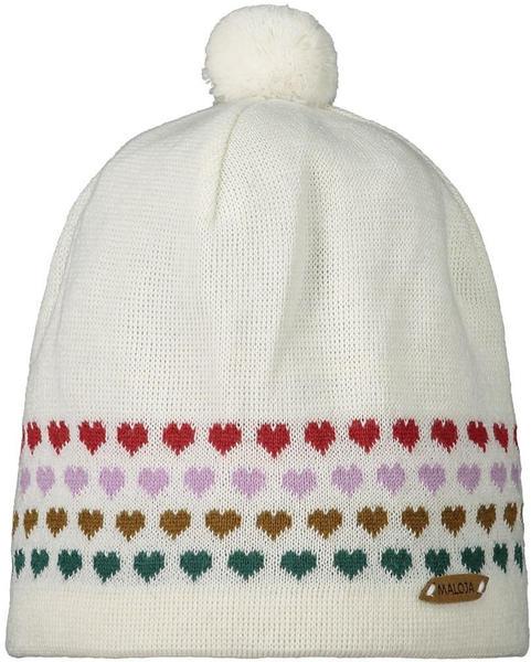 Maloja W Blauncam. Beanie (28611) vintage white