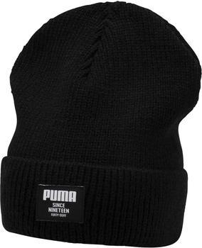 Puma Classic Ribbed Beanie black