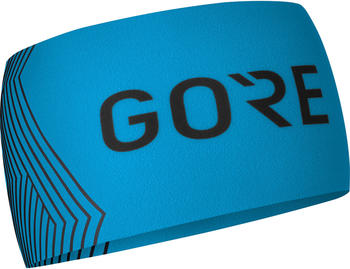 Gore Opti Headband dynamic cyan/black