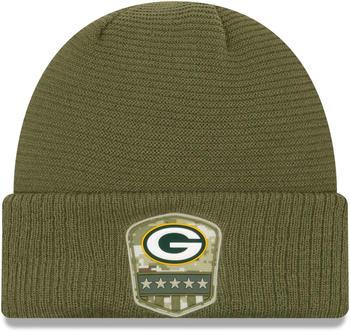 New Era NFL Green Bay Packers Knit (12113289) kahki