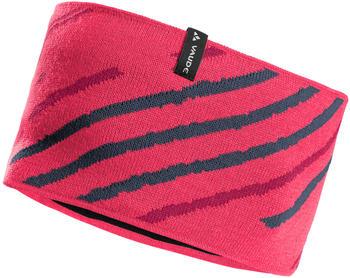 VAUDE Back Bowl Headband bright pink