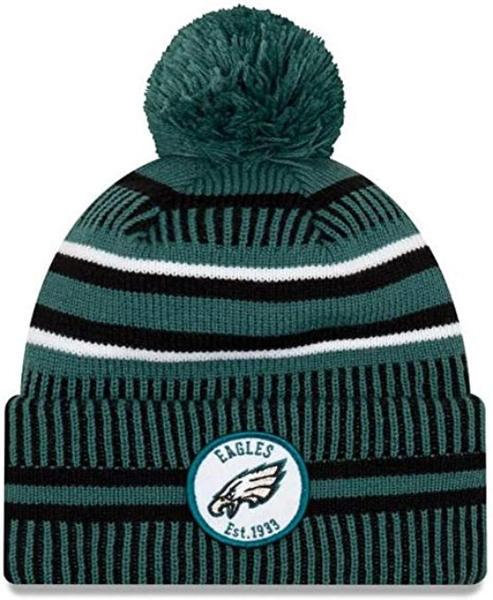 New Era Bobble NFL Hat Philadelphia Eagles