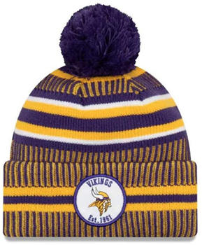 New Era Bobble NFL Hat Minnesota Vikings