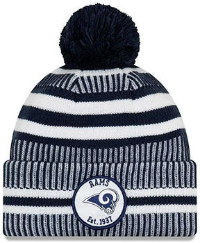 New Era Bobble NFL Hat Los Angeles Rams
