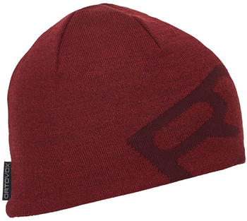 Ortovox Wonderwool Pro Beanie (67782) dark blood blend