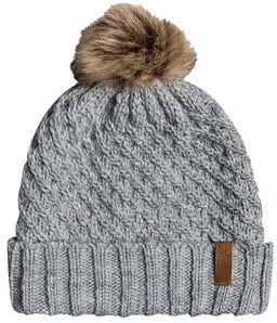 Roxy Blizzard Beaniegrey heather