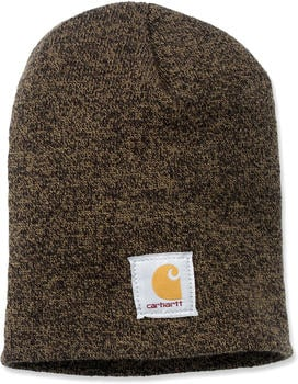 carhartt-knit-hat-a205-military-olive-black-marl